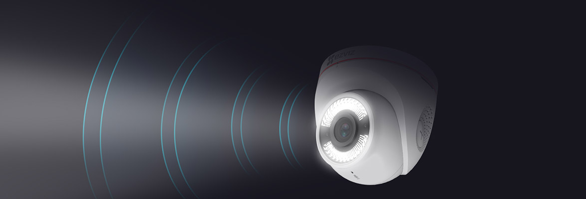 Camera C4w 1080p bảo vệ ngoài trời