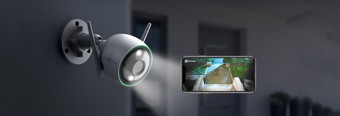 Camera wifi C3n